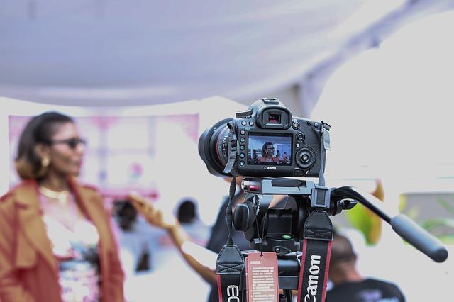 kamera die filmt